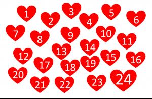 Hra do adventního kalendáře s šifrou